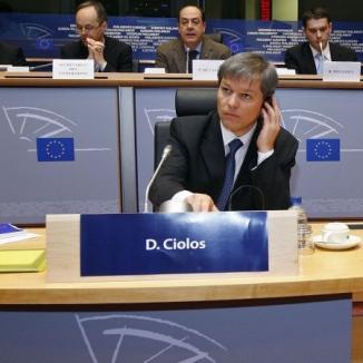 Dacian Cioloş, aproape comisar european