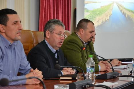 Toţi pentru Cefa! O asociere între Consiliul Judeţean, două ONG-uri şi o firmă privată preia administrarea Parcului Natural Cefa (FOTO)