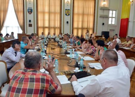 Consiliul Local a abrogat majorarea contribuţiei părinţilor pentru hrana copiilor de creşă