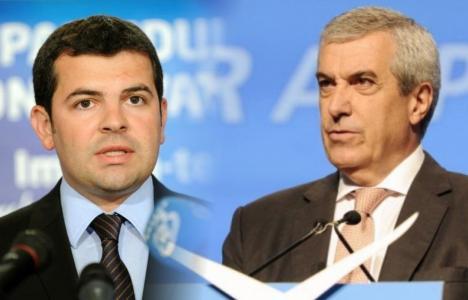 Război în ALDE! Tăriceanu: Nu mai fac înţelegeri cu Daniel Constantin