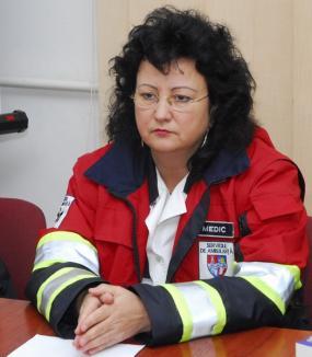 Angajaţii Serviciului Judeţean de Ambulanţă Bihor, voluntari la muncă