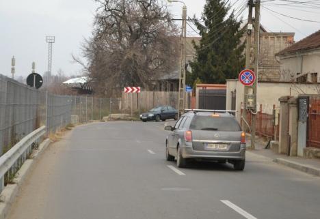 Primăria Oradea va plăti CFR-ului o chirie de aproape 50.000 euro pentru terenul necesar finalizării drumului expres