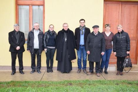 Episcopul Böcskei László, în vizită la bolnavi (FOTO)