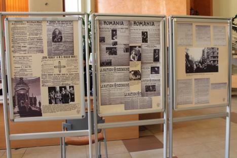 La Biblioteca Judeţeană se vernisează o expoziţie în memoria Regelui Mihai