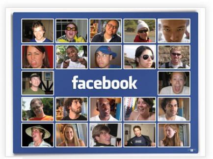 Facebook, site-ul care te trădează