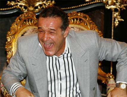 Gigi Becali vs. Gigi Becali amator! (VIDEO)