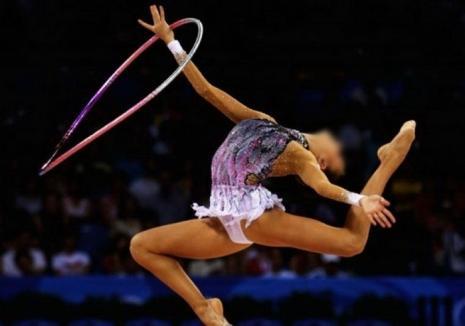 Sportivele de la CSŞ LPS Bihorul au ocupat locul V la Campionatul Naţional de Gimnastică Ritmică