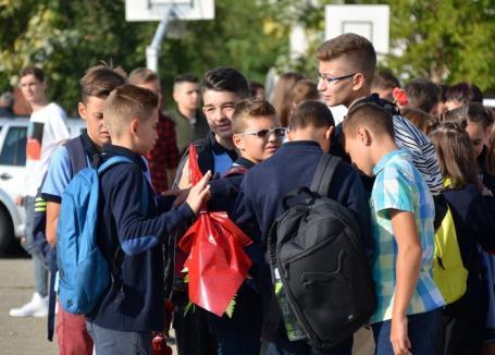 Consiliul Judeţean al Elevilor: Învăţământul centrat pe elevi, un concept îndepărtat în şcolile din Bihor