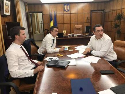 Duminică nebună: PSD depune moţiune împotriva propriului Guvern, premierul Grindeanu blochează banii pregătiţi de PSD pentru teritoriu