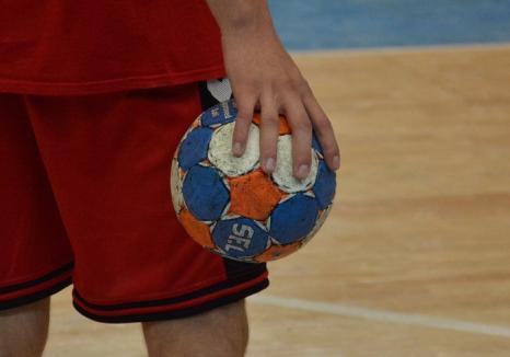 Handbaliștii de la CSM Oradea debutează sâmbătă, pe teren propriu, în returul campionatului Diviziei A