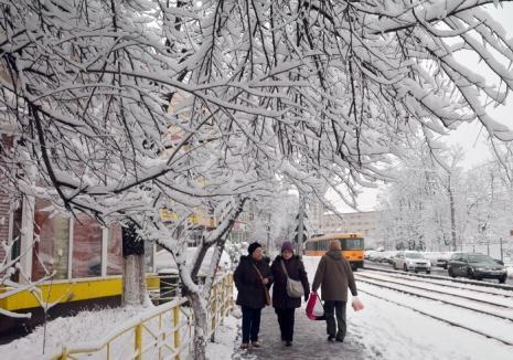 Iarnă grea: Meteorologii avertizează că vor fi prezente cele mai severe fenomene ale iernilor