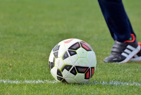 Oradea are echipă de fotbal! CSM şi CAO 1910 şi-au făcut formaţie de seniori şi au înscris-o în Liga a V-a