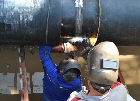 Încep lucrările! Orădenii deserviţi de 12 puncte termice din zona Ioşia - Decebal rămân 5 zile fără apă caldă