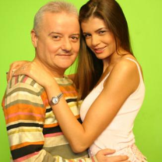 Monica Columbeanu, gravidă la Oradea? (VIDEO)