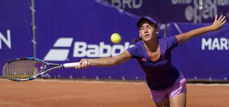 Bihoreancă, la turneu de Mare Şlem: Tenismena Irina Bara, în turul al doilea al calificărilor la US Open!