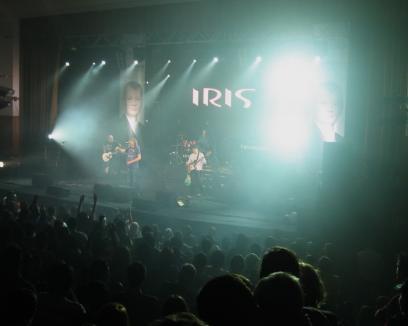 Iris a strâns sute de orădeni (FOTO)