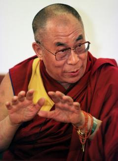 MAE nu-l vrea pe Dalai Lama în România