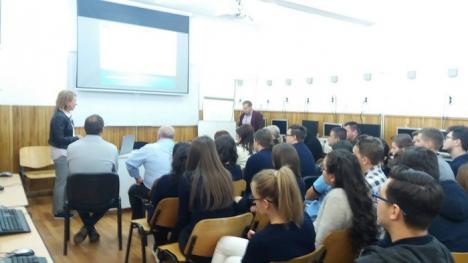 Elevi de la Liceul Onisifor Ghibu fac practică în IT la firme din Spania şi Portugalia