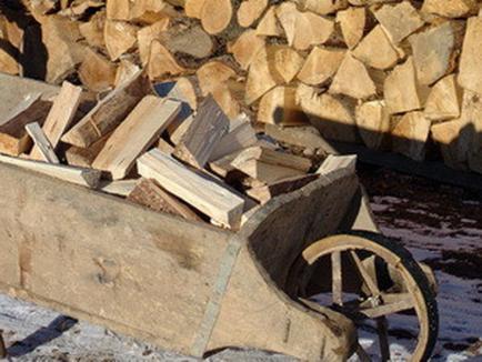 Ulciorul s-a spart: Un hoţ a fost prins în timp ce fura lemne pentru a doua oară din magazia unui pensionar din Ştei