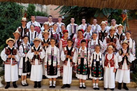 Aniversarea ansamblului folcloric 'Lioara'