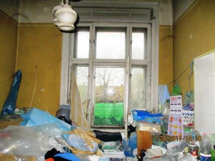 Curat sau evacuat: Primăria verifică dacă chiriaşii îşi întreţin locuinţele (FOTO)
