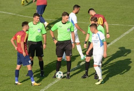 Luceafărul a întrerupt seria succeselor, după 0-2 cu ASU Poli