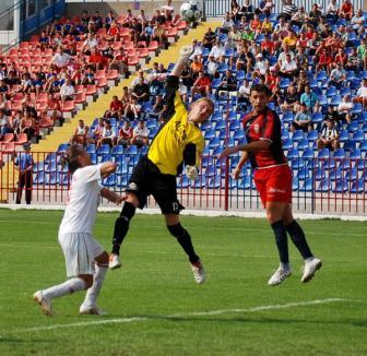 Lupaşcu a rămas la FC Bihor