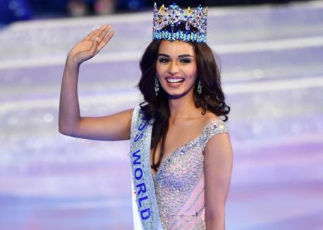 O studentă la Medicină din India a devenit Miss World 2017 (FOTO)