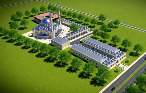 Cum va arăta Marea Moschee din Bucureşti (FOTO)