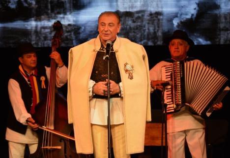 'România ne uneşte'. Concert folcloric cu Nicolae Furdui Iancu, Sava Negrean şi Veta Biriş, la Oradea