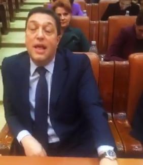 """Mitocan de PSD: Şerban Nicolae i-a spus unei deputate USR că """"şi eu am o poză în care faceţi sex anal'"""