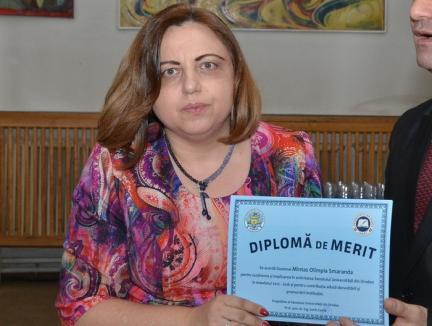 Dedicaţie pentru Mintaş: Cum a ajuns apărătoarea fermei Nutripork şefă la APM Bihor