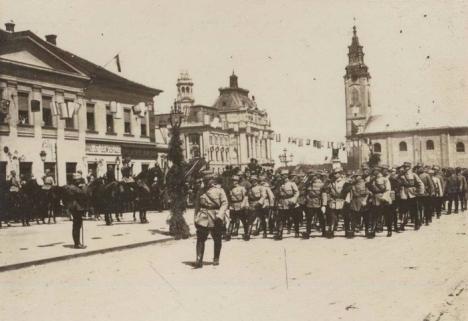 Meseriaşul ungur şi meseriaşul român