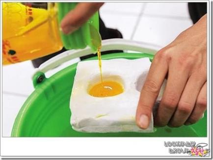 Ouă de găină, made in China