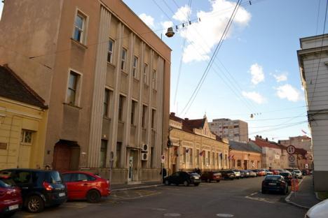 Primăria vrea o parcare supraetajată în spatele muzeului Iosif Vulcan (FOTO)