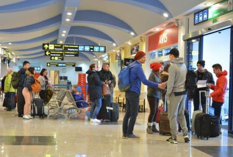 Pentru a atrage pasageri, Aeroportul Oradea lansează un serviciu de transfer din Cluj-Napoca, Arad, Satu Mare şi Zalău