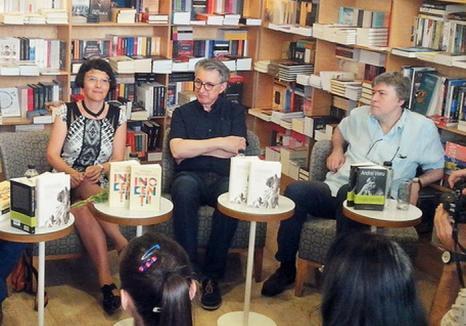 Retrospectiva săptămânii, prin ochii lui Bihorel: Discuţie cu trei superintelectuali, care au reuşit să strângă 15 superspectatori