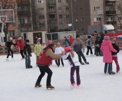 Concurs pe patine