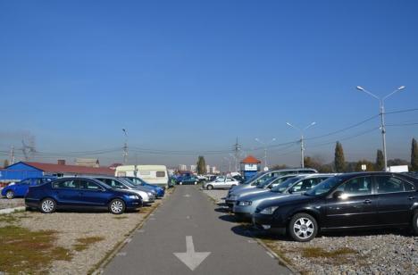 Piaţă fără căutare: De ce nu se înghesuie constructorii la ridicarea noii pieţe de vechituri din Oradea