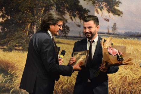 Festivalul de Teatru Scurt Oradea, la final: 'Cafeneaua Pirandello', spectacol al Teatrului Regina Maria, a câştigat marele premiu (FOTO)