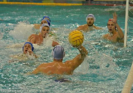 CSM Digi a remizat cu 7-7 în returul de la Budapesta a finalei LEN EuroCup, cu Ferencvaros