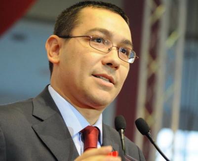 Victor Ponta: Am vrut să-l bat pe Emil Boc