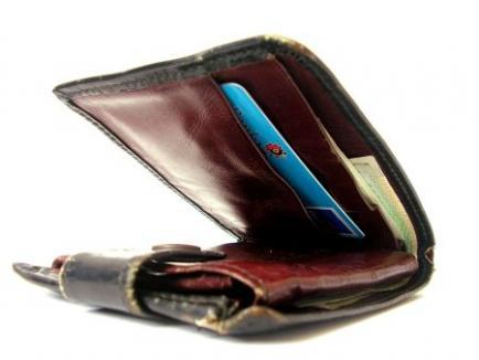 Un jandarm a returnat un portofel găsit