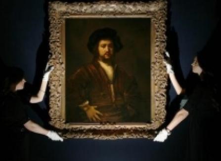 Portret de Rembrandt vândut cu 22 de milioane de euro