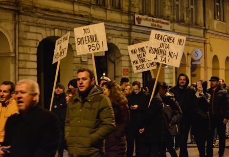 'Toţi pentru justiţie, toţi pentru democraţie!': Orădenii sunt chemaţi duminică la protest