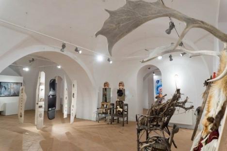 De văzut: 'Reperaj 2', expoziţie de artă contemporană, la Cetate