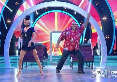Sandu Lungu vs. Antonia: Muntele Bihorului, salvat de public la 'Uite cine dansează!' (VIDEO)