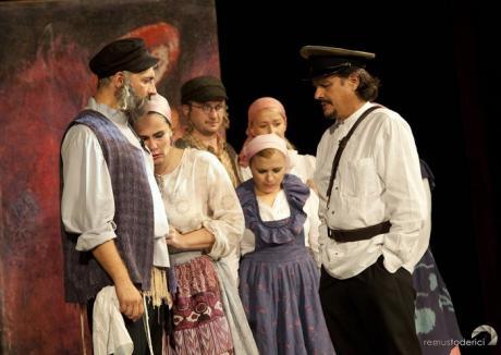 Musicalul de succes 'Scripcarul pe acoperiş' revine pe scena Teatrului Regina Maria