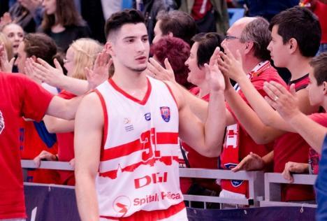 CSM CSU Oradea dă trei jucători echipei naţionale de seniori pentru campania de calificare la FIBA Basketball World Cup 2019