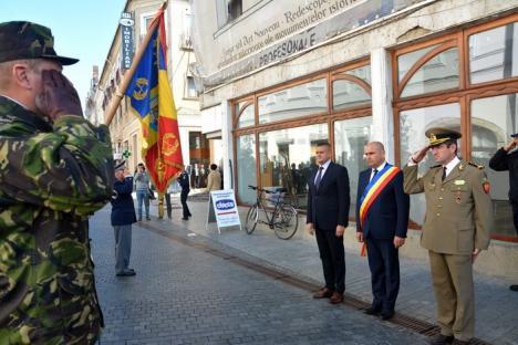 Anunț de Ziua Oradiei: Primarul Bolojan promite 100 de proiecte de investiţii pentru următorii doi ani (FOTO)